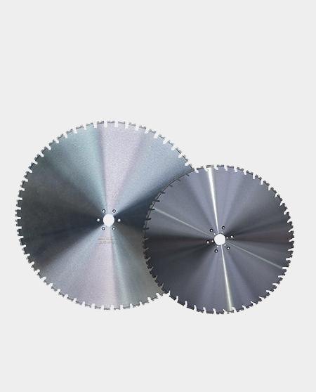 diamond wall saw blade